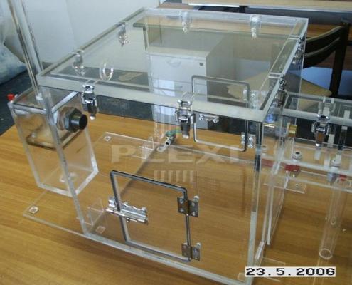 Egyedi plexi gyártás