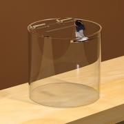 Gyűjtődoboz - henger forma