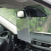 Árjelző autóhoz tükörre