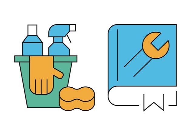 Tisztítási használati útmutató